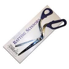 Handi Batting Scissors: A Handi Gadgets Product by Handi Quilter &  Adamdwight.com