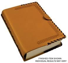 nav nav nav leather book cover