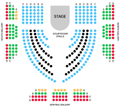 La Shrine Auditorium Seating Chart Headout West End Guide London County Hall Seating Plan