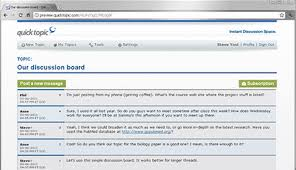 Discussion Boards Network Services Unit 9 Assignment 3 P5 By