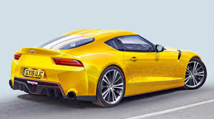 New Toyota Supra all the latest on the 2018 sports car | CAR NEWS ...