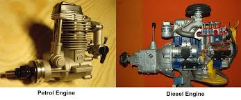 Image result for petrol engine diesel engine difference