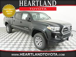 New 2018 Toyota Tacoma SR5 Double Cab 6' Bed V6 4x2 AT (Natl) in ...