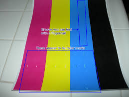Small Picture Dell 3100cn color laser streaks middle of page Printers Forum