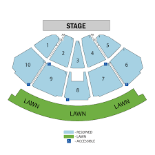 31 Ageless Snowden Amphitheater Seating Chart