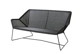 breeze luxury outtdoor lounge black available from moss furniture sydney