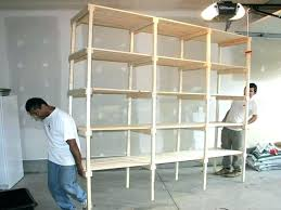 garage shelving ideas diy storage shelves garage shelving plans you can look wood garage storage cabinets garage shelving ideas diy