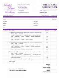 Template Cake Order Form Templates Free Cupcakes Pinterest ...