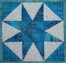 Storm at sea paper pieced PDF quilt pattern easy foundation & 🔎zoom Adamdwight.com
