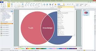 Venn Diagram Visio 2013 2 Way Venn Diagram Building A Youtube Content Strategy