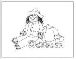 Small Picture October Coloring Pages Coloring Coloring Pages