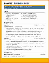 6 best executive resume format executive resume template best executive resume format