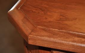 below is a picture of my desktop with a paper backed cherry veneer used on top and a cherry hardwood edge the line between the backing and the face veneer