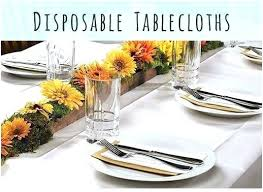 paper tablecloths for weddings party supplies my paper disposable table cloths disposable tablecloths disposable