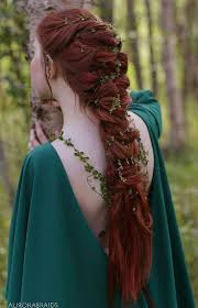 Viking Hairstyle Female 427 best viking celtic medieval elven braided hair images 3814 by wearticles.com