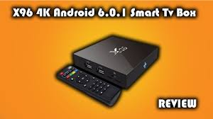 X96 4K Android 6.0.1 TV Box Review - YouTube