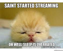 Sleepy cat memes   quickmeme via Relatably.com