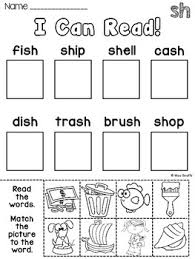 These worksheets will develop skills in the following areas Digraphs Sh Th Worksheets And Activities No Prep By Miss Giraffe