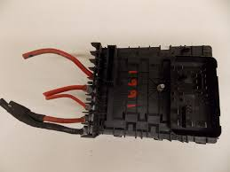10 16 vw eos convertible 2 0l under hood relay fuse box block 10 16 vw eos convertible 2 0l under