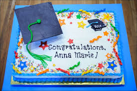 Graduation Cake With Mortar Board Gray Barn Baking