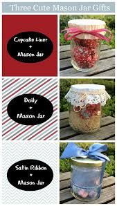 Decorating Canning Jars Gifts Three Cute Ways To Decorate Mason Jars Wrap It Up Gift 4