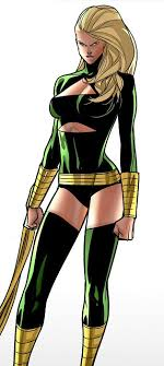 Leeann Foreman (Earth-616)   Marvel Database   Fandom