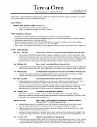Sample Resume For Radiologic Technologist Philippines Best of Medical Resume Sample Pediatric Assistant Template Surgical Tech X