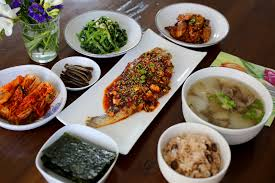 Importance Of Table Setting A Typical Korean Homestyle Table Setting Maangchicom
