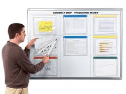 Magnatag Chart Jacket Magnetic Document Holder Whiteboard Solutions With Magnatag