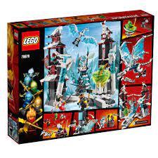 70678 Lego Ninjago Burg der verlassenen Kaiser mit Ice Dragon 1218pcs 9yrs+