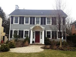 exterior paint colors for colonial style house. images about house color combos on pinterest colonial exterior paint colors and black shutters for style a