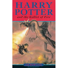 j k rowling harry potter and the goblet of fire rare first edition book