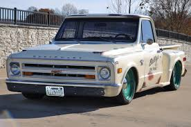 All Chevy chevy c-10 : 1968 Chevy C 10 Shop Truck