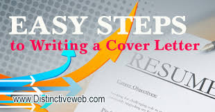 Steps To Writing A Cover Letter For Resume Tips For Writing A Cover Letter