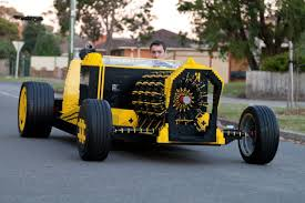 Real Life Lego House Life Size Lego Car Powered By Air Youtube