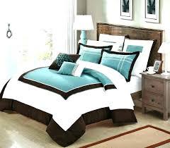blue and brown bedding aqua and brown bedding navy blue purple beige comforter set sets king