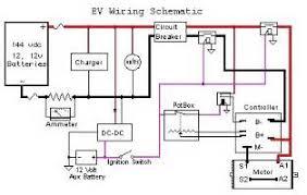 similiar electric car circuit diagram keywords ev wiring schematic