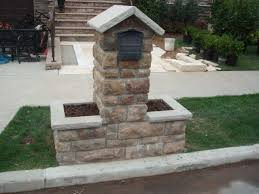 stone mailbox designs. OLYMPUS DIGITAL CAMERA Stone Mailbox Designs A