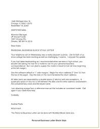Proper Letter Format Personal Personal Letter Format Lilyvalley Co