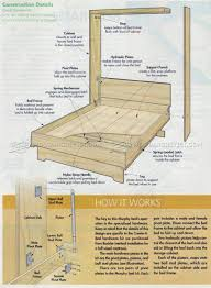 Murphy bed plans Do It Yourself Diy Woodworking Plans Murphy Bed With Creative Creativity Clubtexasinfo Woodworking Plans Murphy Bed With Creative Creativity Murphy Bunk