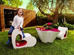 outdoor kids chair shapes