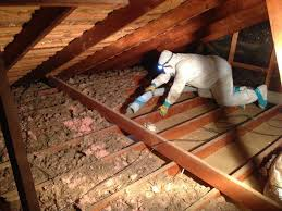 tips for attic insulation removal