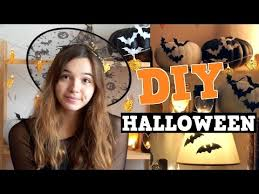 diy halloween room decor halloween