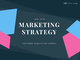 Marketing Strategy Templates Major Magdalene Project Org