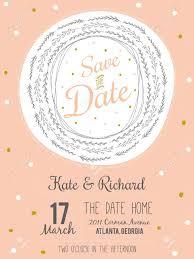 Romantic Date Invitation Template Inspirational Romantic And Love Save The Date Invitation Card