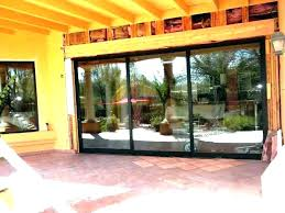 replacing sliding glass door with french doors fantastic replacement cost to