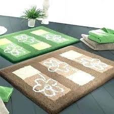 ideal bath rug runner w4111660 green bath rugs bathroom rug runner dark mat sets