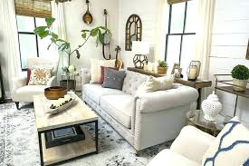 farmhouse chic furniture. Farmhouse Chic Living Room Furniture Modern Home Decor .
