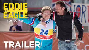 Eddie the Eagle   Official Trailer [HD]