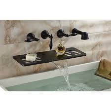 boss super luxury oil rubbed bronze shower faucet bathtub mixer with soap dish wall mount jpg